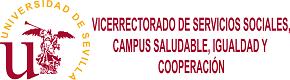 Vicerrectorado de Servicios Sociales, Campus Saludable, Igualdad y Cooperación